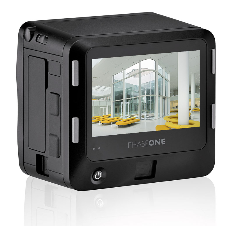 Phase One IQ3 100MP - Digital Medium Format Back with 100 Megapixel