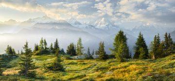 Frech Alps