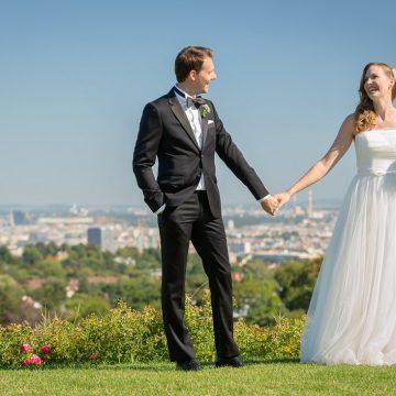 Wedding Couple Shooting Vienna